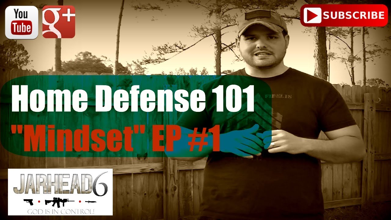 Home Defense 101