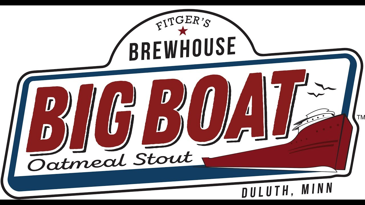 Big Boat Oatmeal Stout  from DULUTH BREWHOUSE