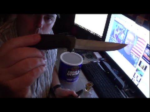 Winner Announced for Bottle Cap knife Giveaway 7Aug16