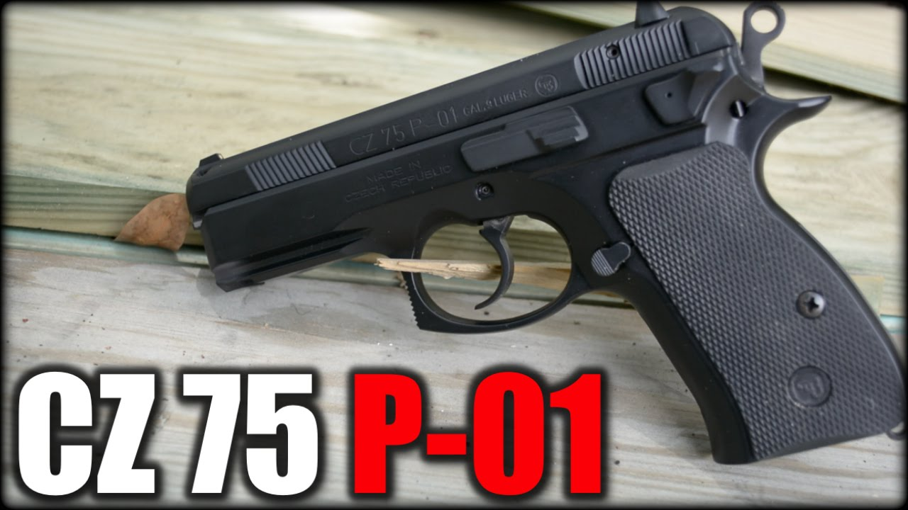 CZ 75 P-01 Compact| First Impressions