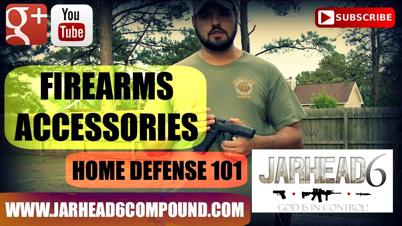 Firearms Accessories HD-101 Ep #7