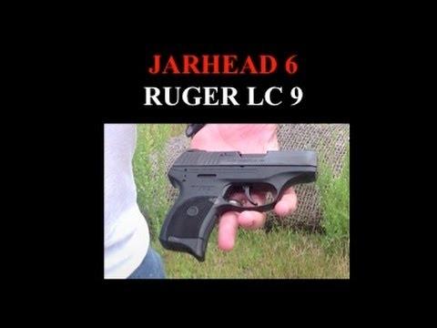 Ruger LC9 Concealed Pistol