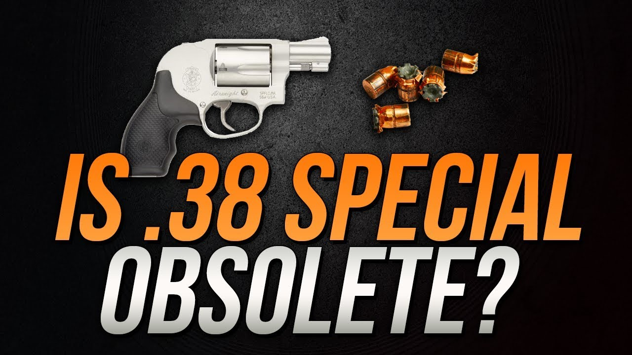 Is .38 Special Obsolete? .38 spl Black Hills 125gr +P JHP Gel Test