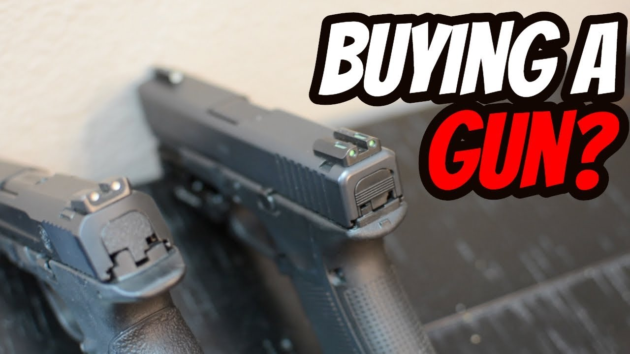 The Most Important QUESTION When Buying a Gun!