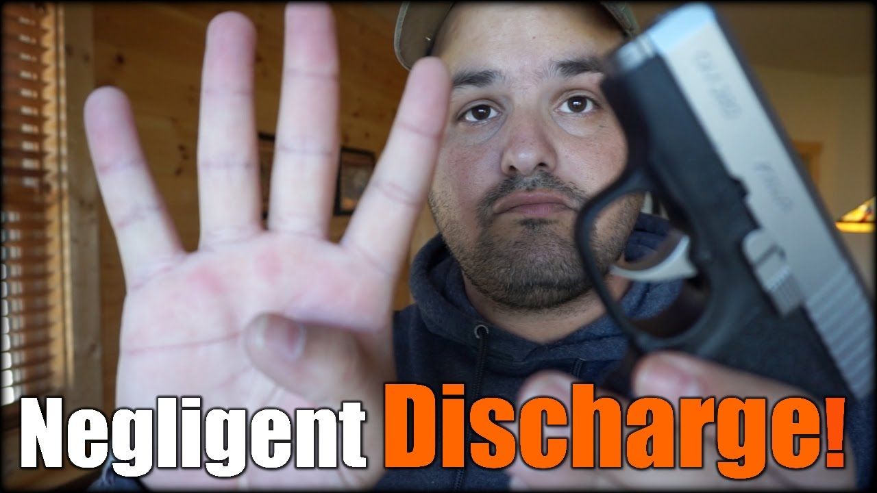 How to Prevent a Negligent Discharge