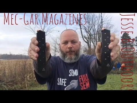 Mecgar 10 & 11 round 1911 magazines