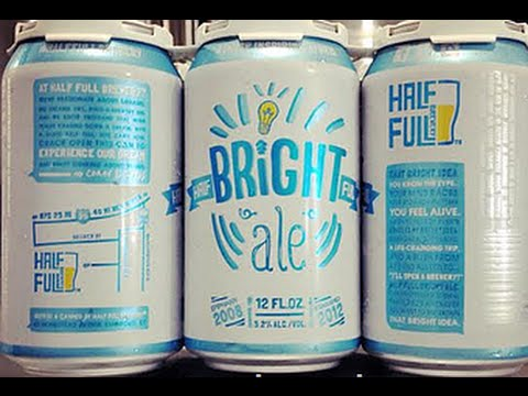 Bright Ale from Half Full