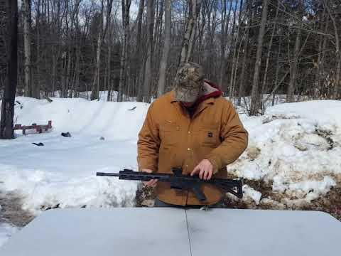 Quick breakdown of the AR-15
