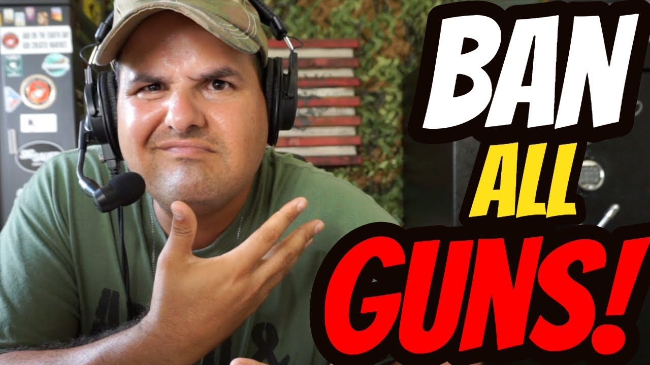 Does Banning Guns Stop Gun Violence? Christian Talk