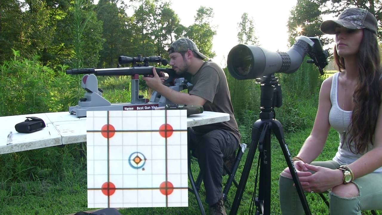 Tactical Solutions SB-X, Ruger 10-22 Takedown Accuracy Test