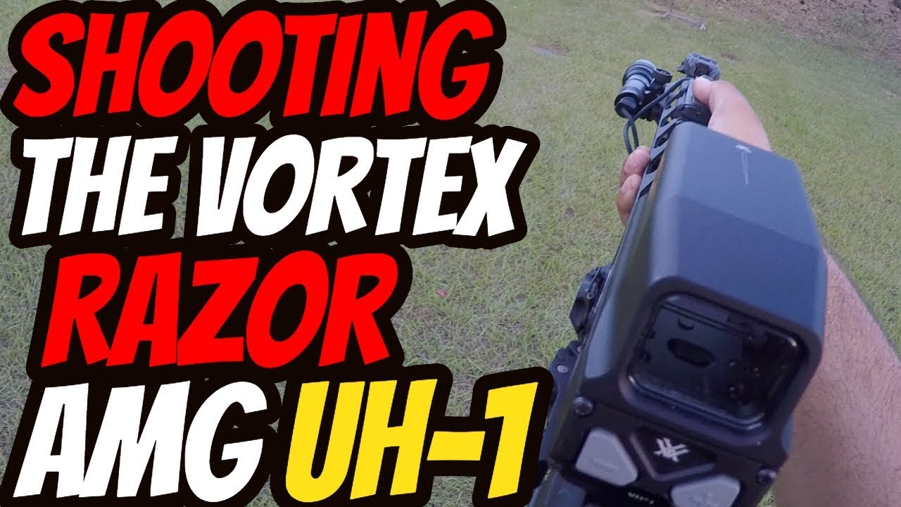 Shooting the Vortex Razor AMG UH-1