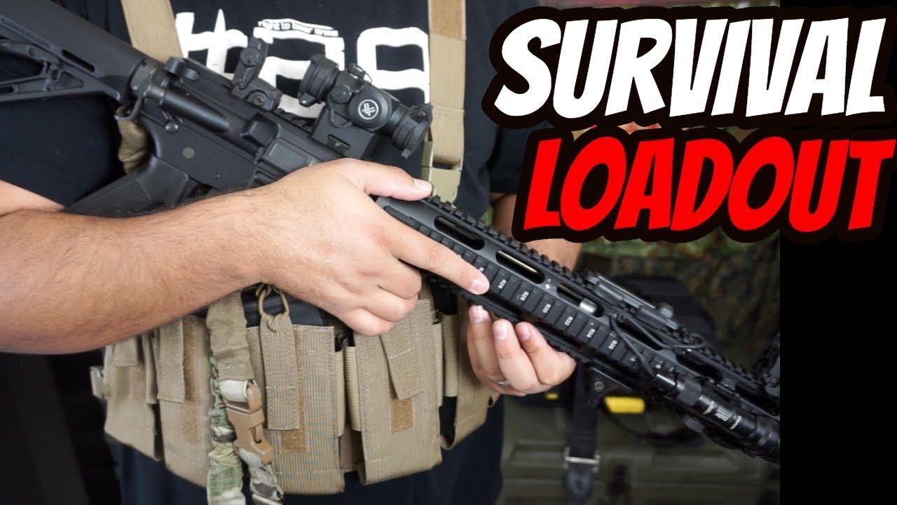 Survival Loadout