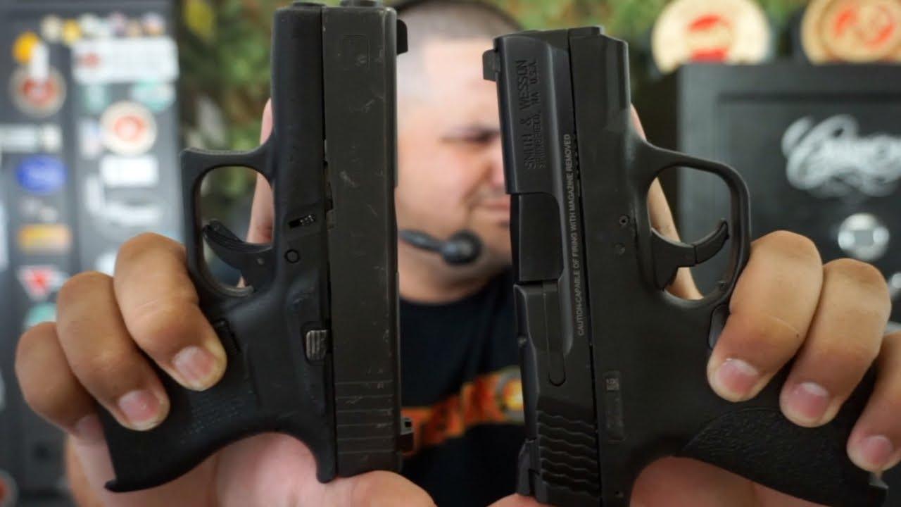 M&P Pistols are Better BUT I Run a Glock 43