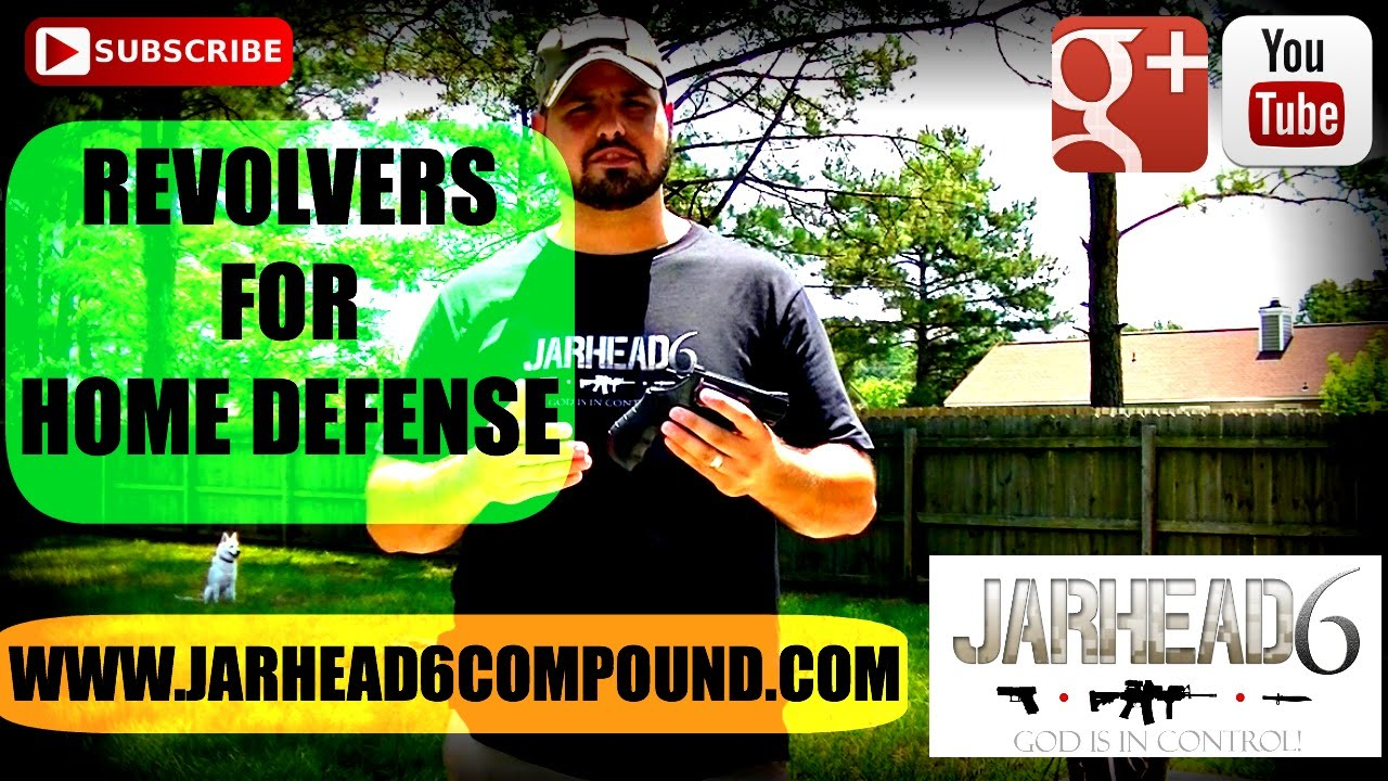 Revolvers For Home Defense EP #8
