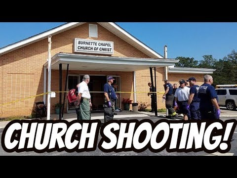 How to Stop Church Shootings