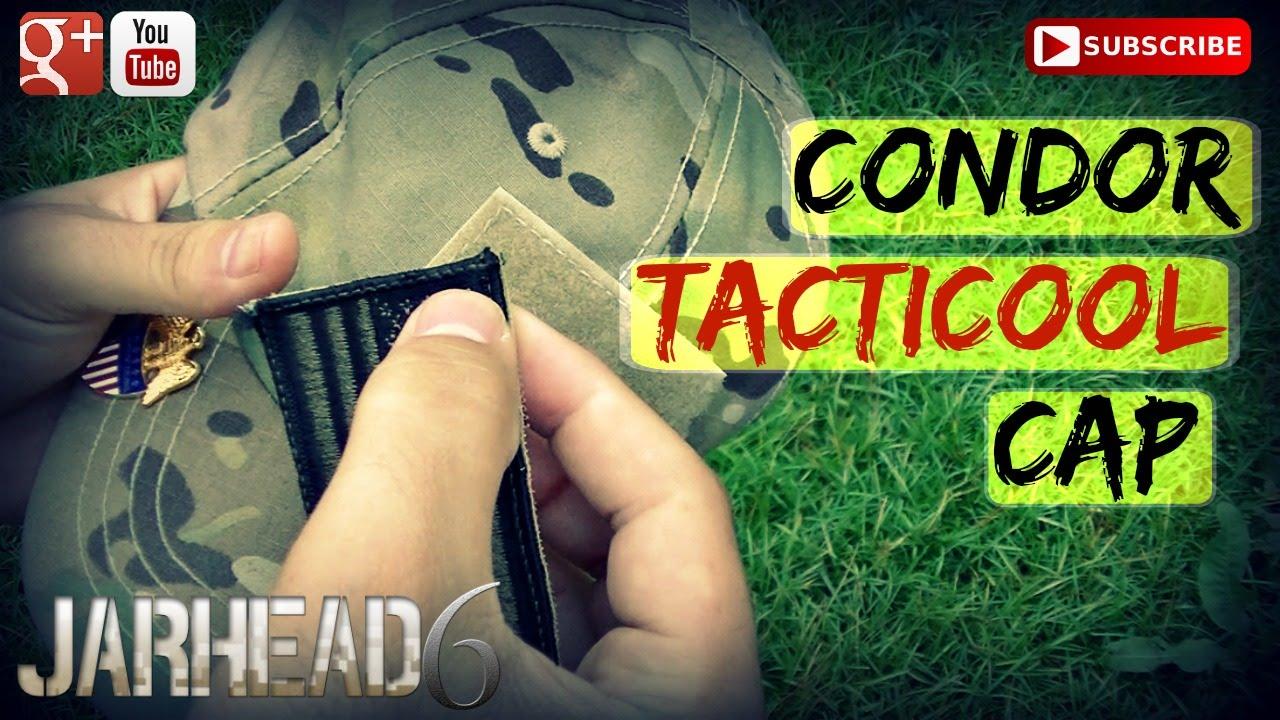 Condor Tactical or Tacticool Cap
