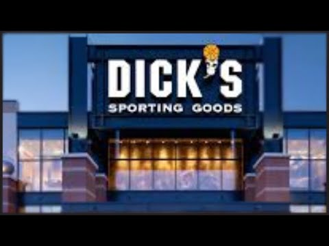 Dick's Calling for Gun Control!