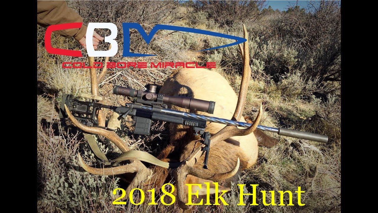 2018 Bull Elk Hunt