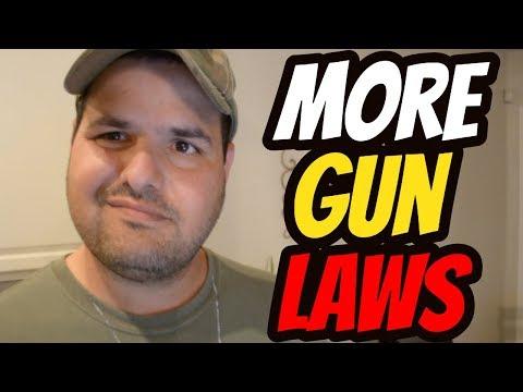 New Gun Laws Won't Stop Mass Shootings!