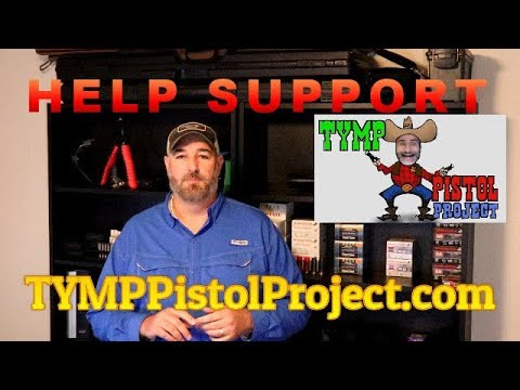 TYMP Pistol Project - Helping spread the word!