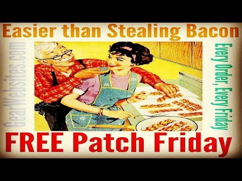FREE Patch Friday - Daily Gun Show #705
