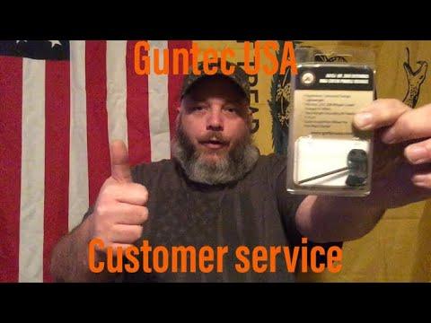 Guntec USA customer service