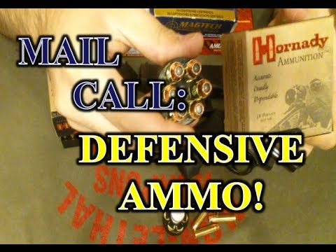 Mail Call: Defensive Round!