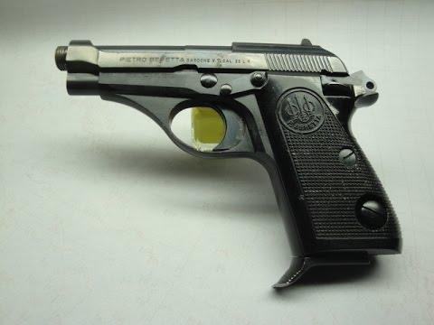 Beretta Model 71 Update