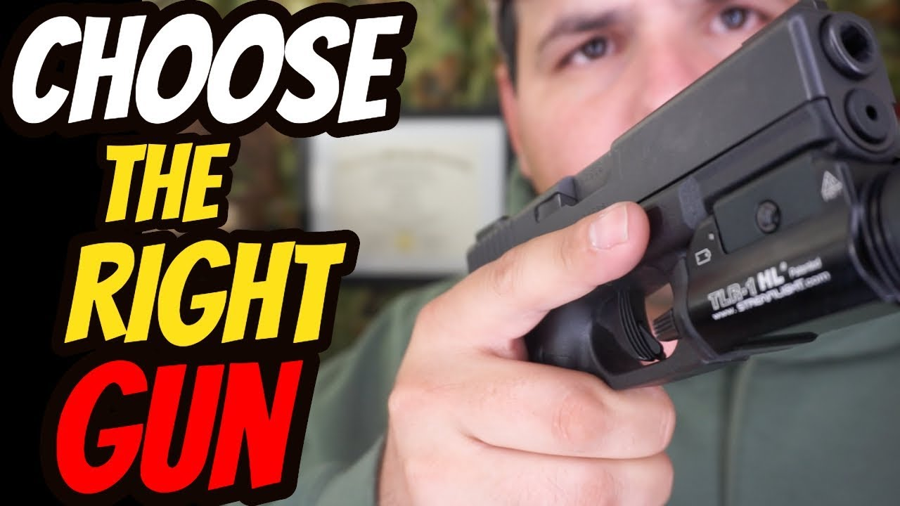 Choose the Right Gun| Check Fire #1