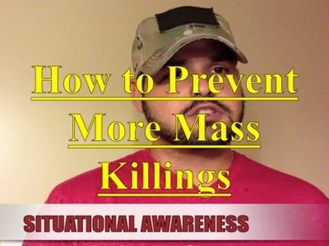 How to Prevent More Mass Killings