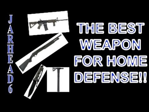 The Best Home Defense Weapon!