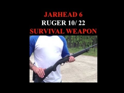 Ruger 10/ 22 Survival Rifle