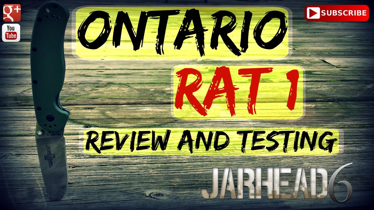 Ontario Rat 1: Review and Testing