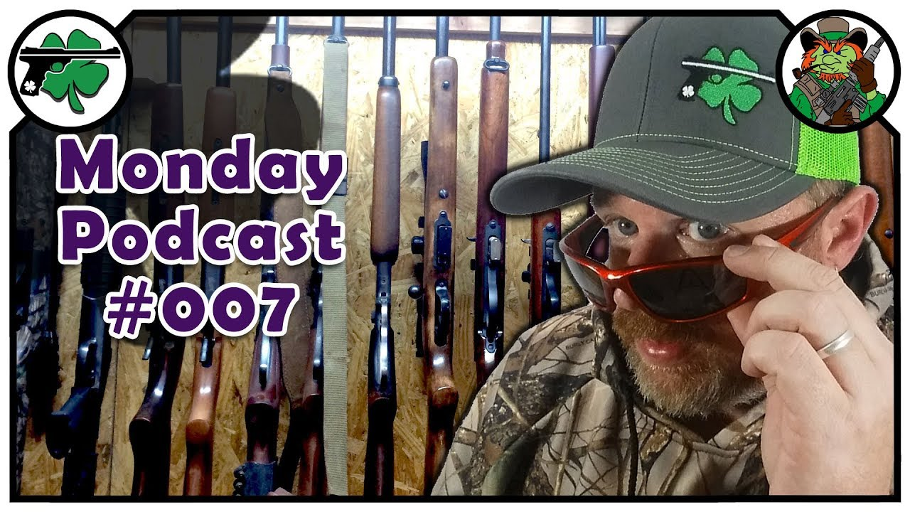 The Monday Podcast #007