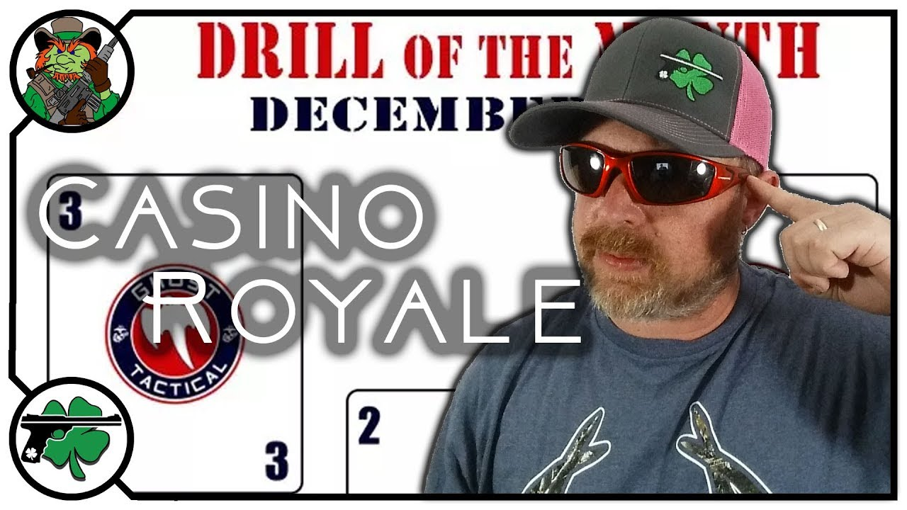 Video Reply To Ghost Tactical Drill Of The Month - Casino Royale