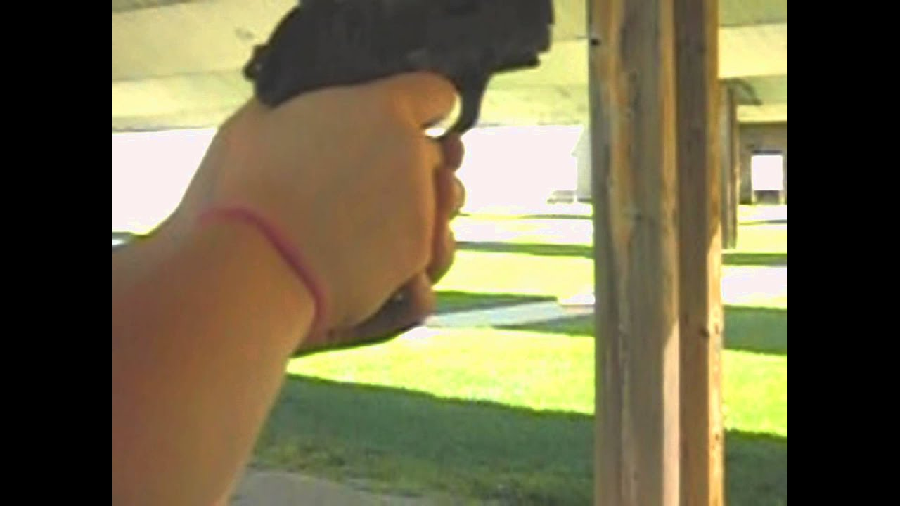 Beretta PX4 Storm Compact in Slow Motion
