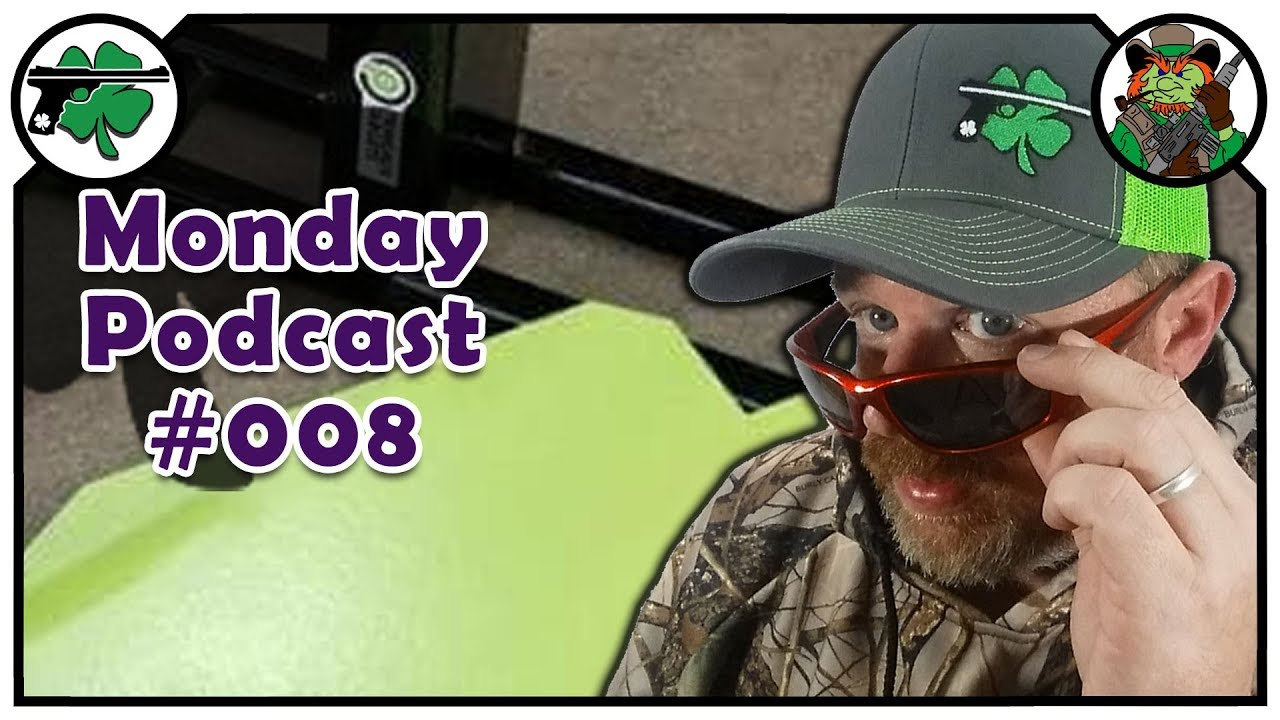 The Monday Podcast #008