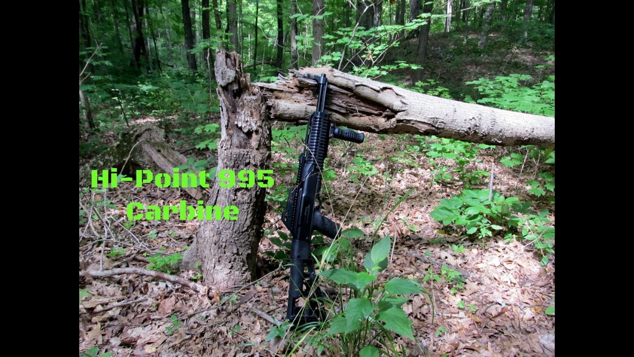 Hi- Point 995 Carbine