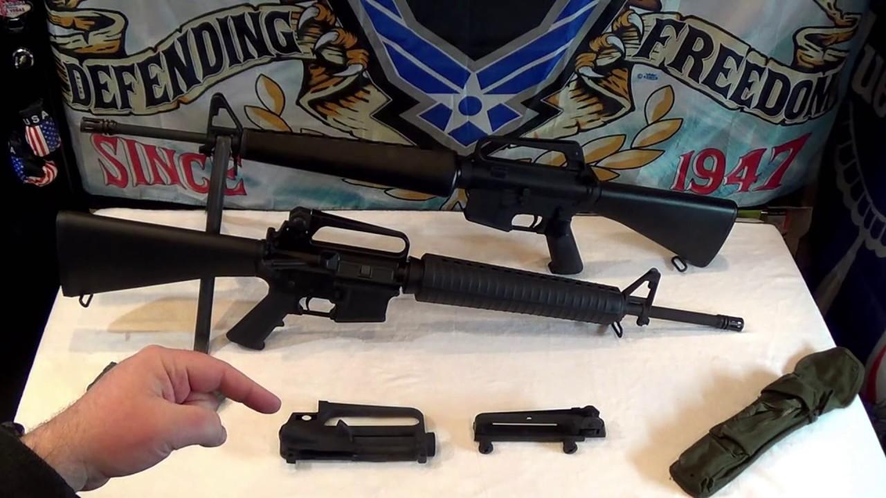 Kotaboy32 Carry Handle Fetish | My Retro AR Rifles