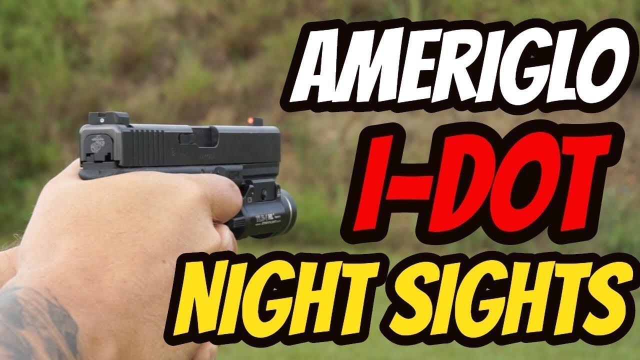 Ameriglo I-Dot Night Sights| Glock