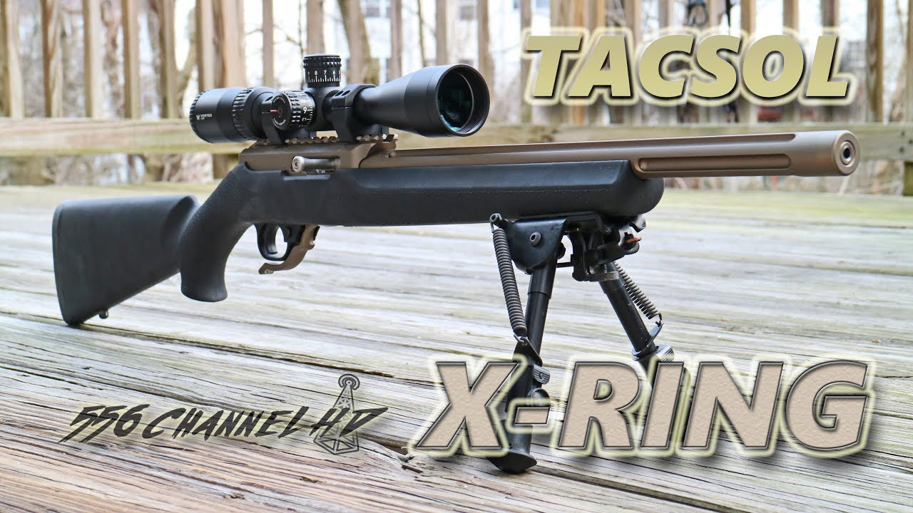 Tactical Solutions X-Ring .22LR