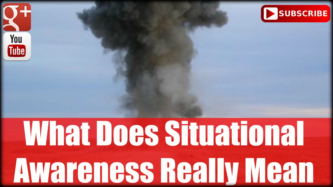 What Does Situational Awareness Really Mean| Fire Watch EP #17