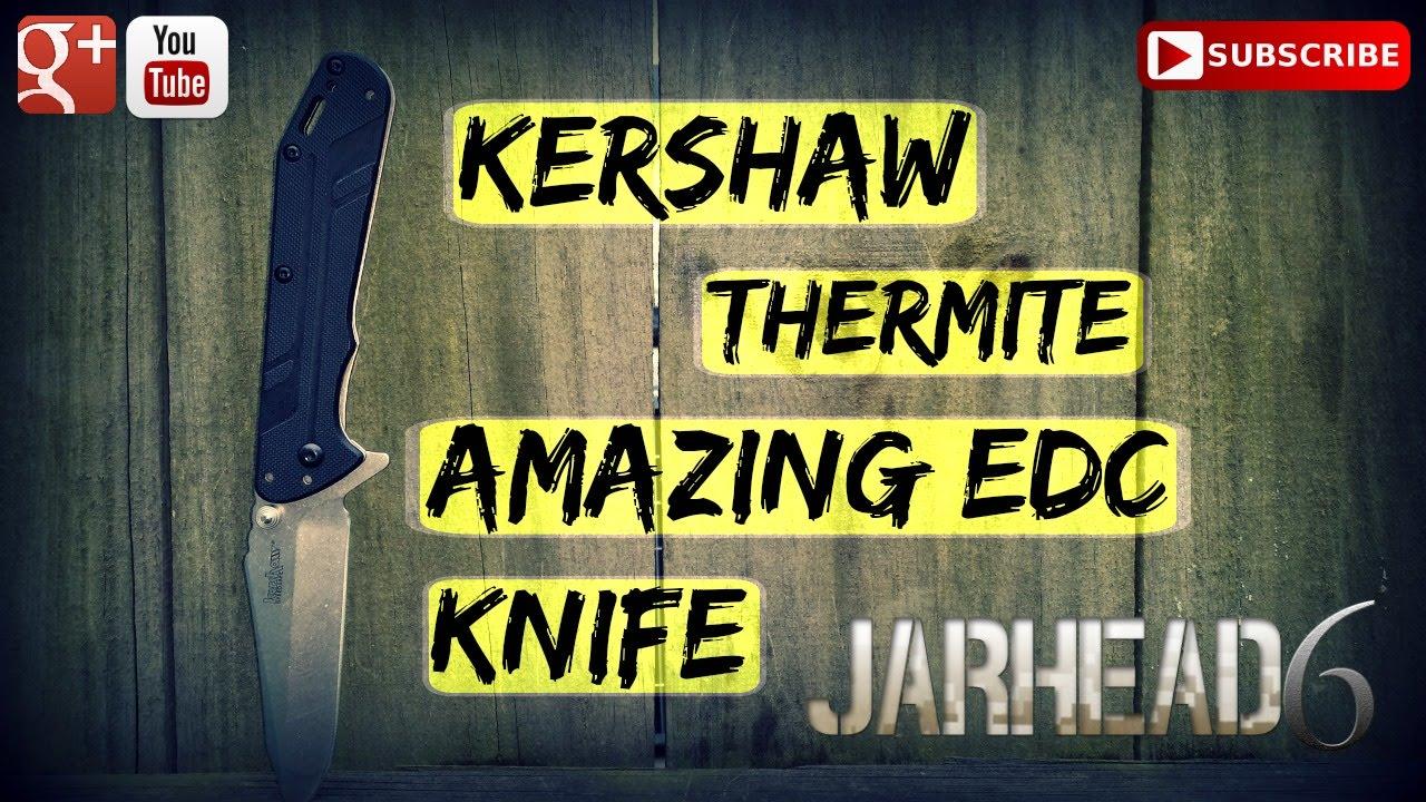 Kershaw Thermite: Amazing EDC Knife