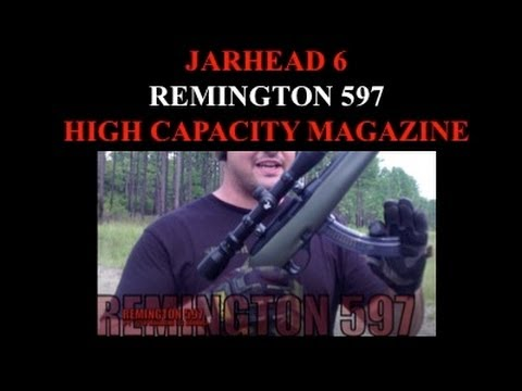 Remington 597 High Capacity Magazine ( A-1 22LR 22 rounds)
