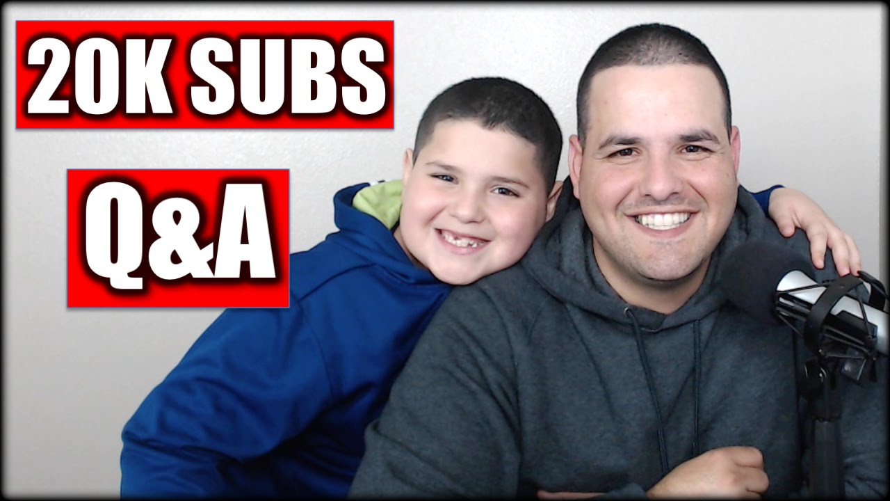 Q&A: 20K Subscribers