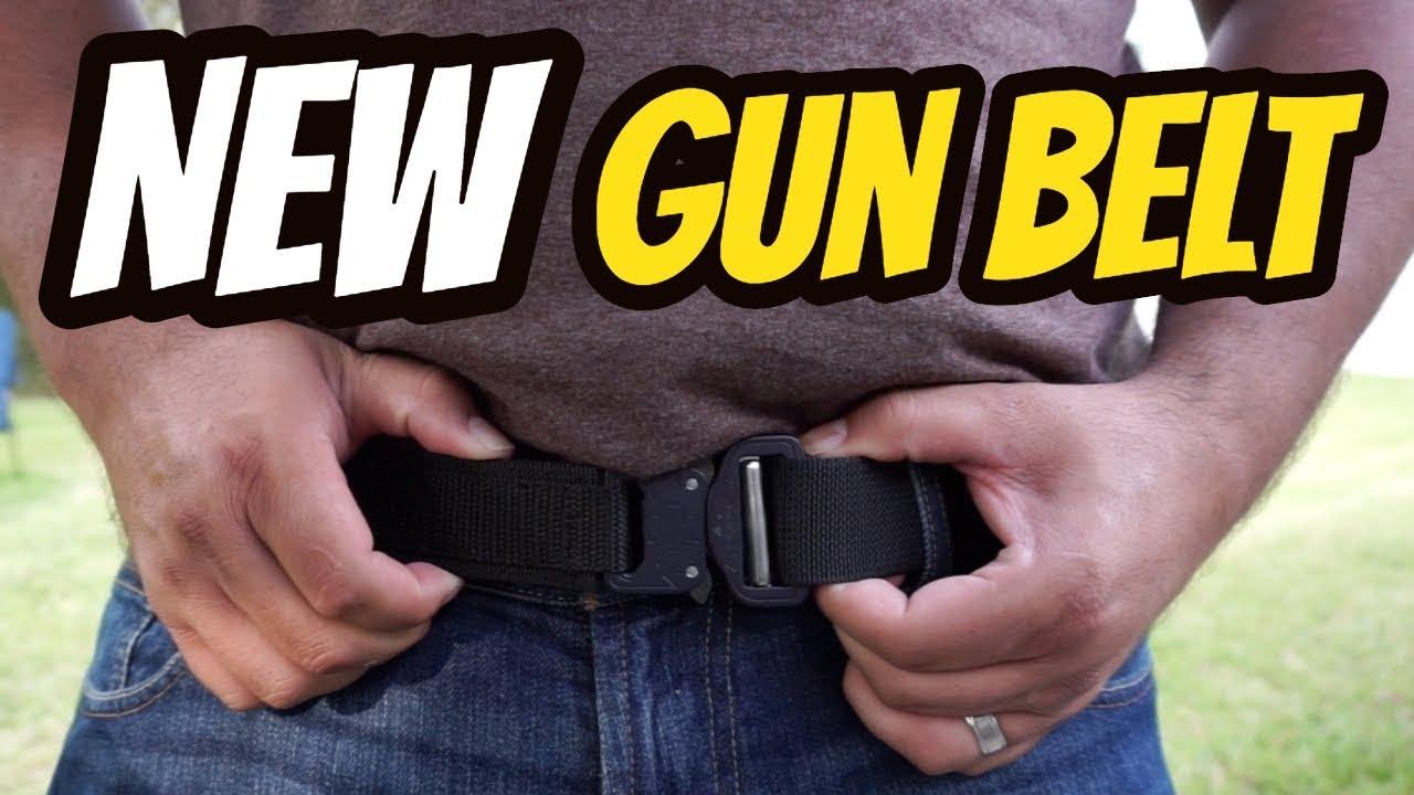 NEW EDC Gun Belt| Vedder Holsters