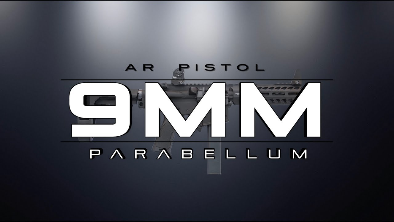 CMMG 9mm AR Pistol Review