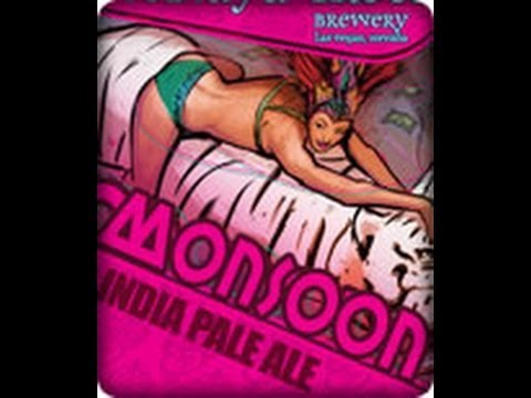 Monsoon IPA from Tenaya Creek Brewery