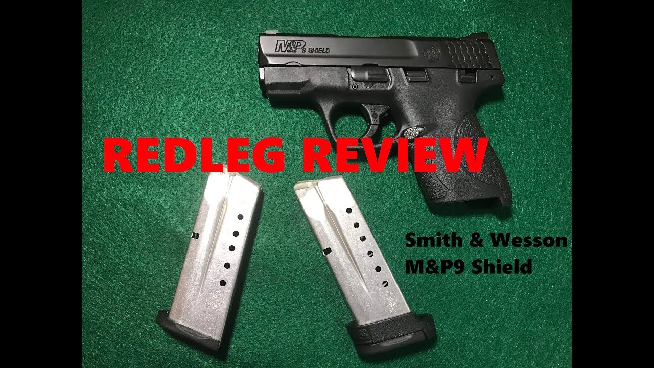 M&P9 Shield Review - The Awesome EDC
