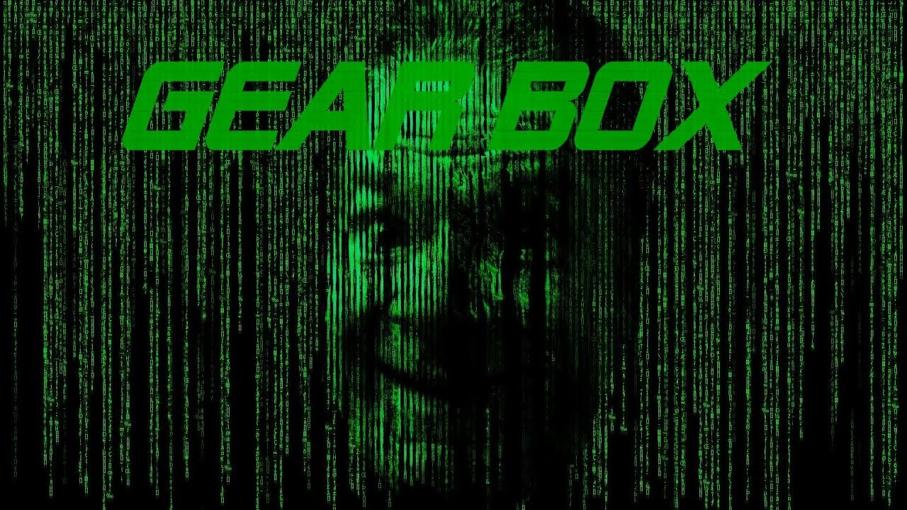 GEAR BOX- -  BATTLBOX MISSION 46